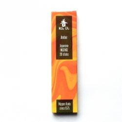 Благовония японские Амбра (Amber), Nippon Kodo