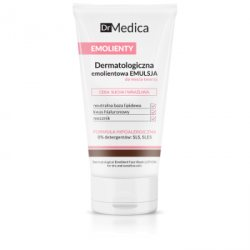 Дерматологическая эмолентная эмульсия для мытья лица, куперозная и чувствительная кожа, Bielenda