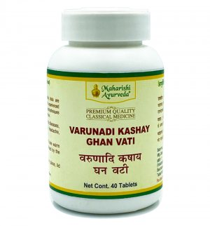Варунади кашай гхан вати (Varunadi Kashay Ghan Vati), Maharishi Ayurveda
