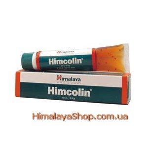 Гель для мужчин Химколин (Himcolin), Himalaya Herbals