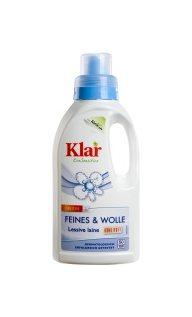 Средство для стирки шерсти и шелка, Klar