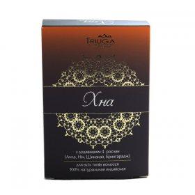 Аюрведическая хна коричневая, Triuga Herbal