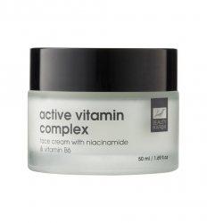 """Концентрированный крем для лица """"Витаминный комплекс"""" с противовоспалительным эффектом, Luff"""