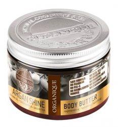Крем-масло для тела Аргановое Argan Shine, Organique