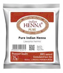 Натуральная индийская Хна Pure, Indian Henna