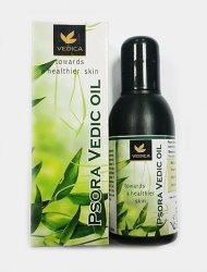 Масло для проблемной кожи (от псориаза) Psora Vedic Oil, Veda Vedica