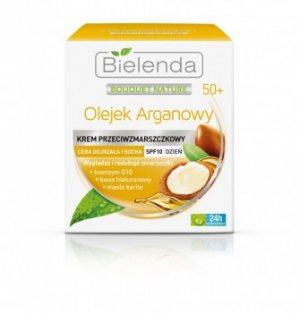 Крем дневной Аргановое масло 50+, Bielenda