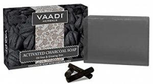 Натуральное мыло Активированный уголь (activated charcoal soap), Vaadi