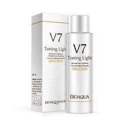 Лосьон-эмульсия с семью витаминами (V7 Toning Emulsion + 7 vitamins) (BQY9507), Bioaqua