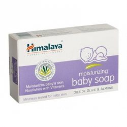 Детское мыло (Moisturizing Baby Soap), Himalaya Herbals