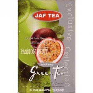 Чай Jaf Tea Green Tea Passion Fruit в пакетиках