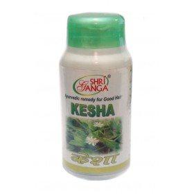 Капсулы от выпадения волос Kesha, Shri Ganga
