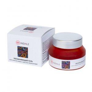 Увлажняющий гель для лица с маслом Кумкумади, Indiale