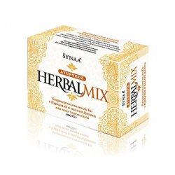 Мыло с экстрактом бо, куркумой и маслом динеса Herbalmix, Synaa