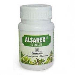 Алзарекс (Alsarex), Charak