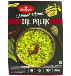 Готовое блюдо Дал палак (Dal Palak Minute Khana), Haldiram's