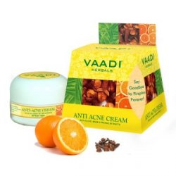 Аюрведический крем анти-акне, Vaadi Herbals