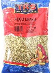 Кориандр семена (Whole Dhania), TRS