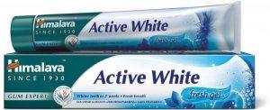 Отбеливающий гель для зубов Active White Fresh Gel, Himalaya Herbals