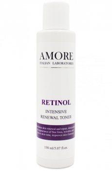 Концентрированный тоник с ретинолом для обновления кожи, AMORE
