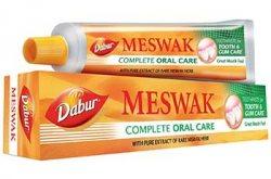 Зубная паста Мишвак Dabur 50 г + 25 г БЕСПЛАТНО!