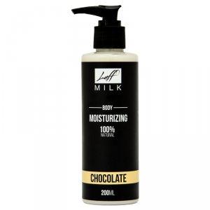 Увлажняющее молочко для тела Chocolate, Luff