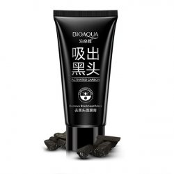 Очищающая черная маска-пленка для лица (Black Blackhead Remover Mask) (BQY0610), Bioaqua
