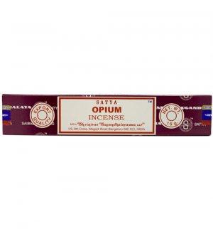 Благовония индийские Опиум (Opium incense), Satya