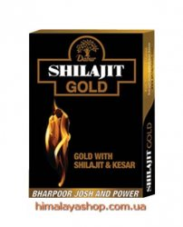 Шиладжит Голд (Shilajit Gold), Dabur