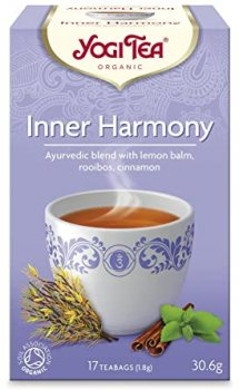 Аюрведический чай Внутренняя Гармония (Inner Harmony), Yogi Tea
