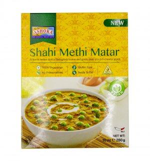 Готовое блюдо Шахи Метхи Матар (Shahi Methi Matar), Ashoka
