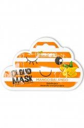 Маска-облачко для лица энергия Mango, Bielenda