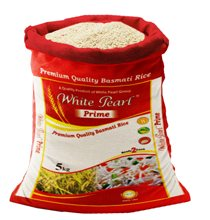 Басмати рис Basmati Rice, White Pearl Gold