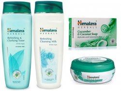 Подарочный набор косметики для нормальной кожи лица Свежесть, Himalaya Herbals