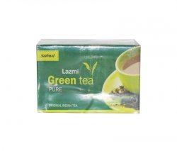 Аюрведичческий зеленый чай Lazmi, Sahul