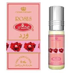 Женские масляные духи Roses, Al Rehab