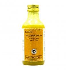 Массажное масло для груди Юватьяди Тайлам (Yuvatyadi Tailam), Kottakkal