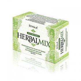 Мыло 24 травы с кокосовым маслом Herbalmix, Synaa