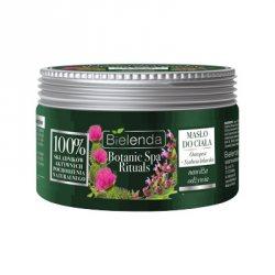 Масло для тела расторопша+шалфей Botanic Spa Rituals, Bielenda