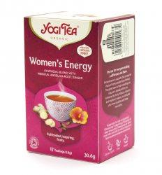 Аюрведический йога чай Женская энергия (Women's Energy), Yogi tea