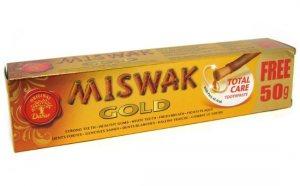 Зубная паста Miswak Gold, Dabur