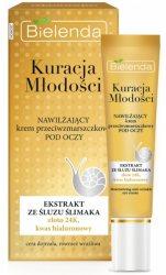 Увлажняющий крем от морщин вокруг глаз (Kurasja Mlodosci), Bielenda