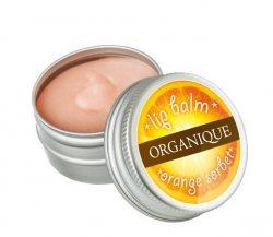 Бальзам для губ Апельсиновый щербет, Organique
