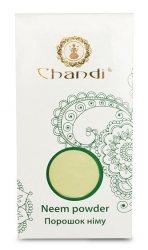 Порошок нима для ухода за волосами и кожей лица, Chandi