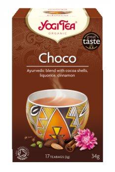 Аюрведический йога чай Чоко (Choco), Yogi tea