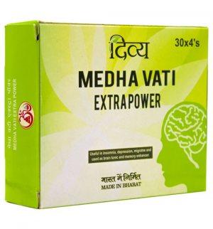 Медха вати (Medha Vati Extrapower), Patanjali