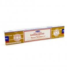 Благовония Дерево Сандал (Sandalwood incense), Satya