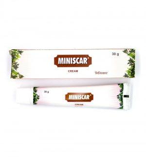 Крем Минискар (Miniscar Cream), Charak
