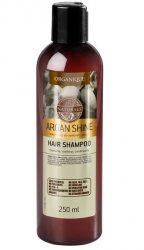 Шампунь с аргановым маслом для блеска волос Argan Shine, Organique