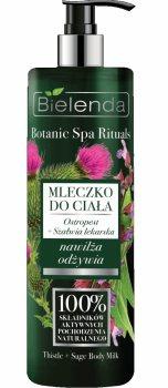 Молочко для тела (расторопша+шалфей) Botanic Spa Rituals, Bielenda